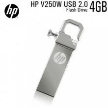 HP V250W Metallic Cover flash drive [4GB]