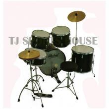 Global Junior Drum Set (Wine Red)