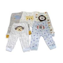 Baby Boy Pajama Set of 5 (Assorted Design and Color)