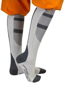 Portal 2 - Chell's Aperture Science Long Fall Socks