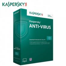 KASPERSKY Anti-Virus 2015 [AP 5 User]