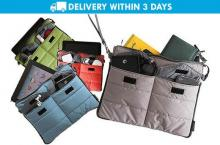 Free Delivery: Multifunction Korean Bag-in-Bag Gadget Pouch Organizer for P199 instead of P600