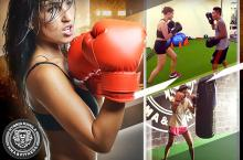 One Boxing Session or One Muay Thai Session at Hybrid Manila starting at P249 instead of P500