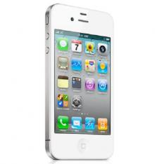 Apple iPhone 4S 16GB 3G WiFi White Smartphone AT&T