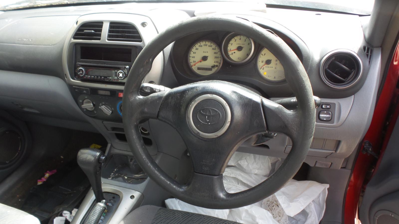 WRG-9424] Toyota Rav4 Fuse Box on