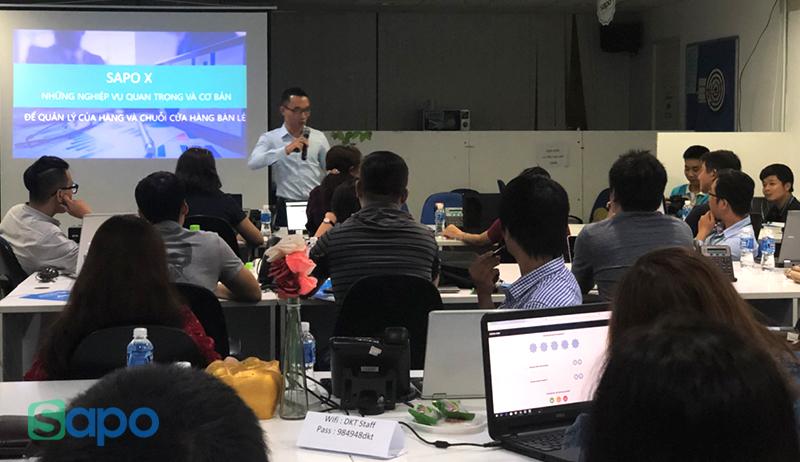 Tối ưu thao tác bán hàng với Workshop Hướng dẫn vận hành Sapo Pos