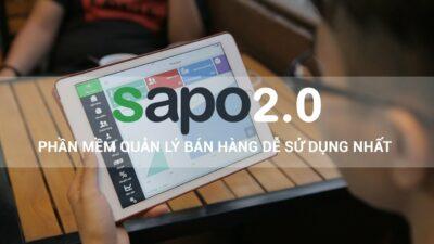 Thay đổi bảng giá Phần mềm quản lý bán hàng Sapo