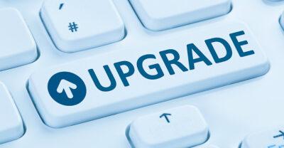 Sapo thông báo nâng cấp hạ tầng hệ thống