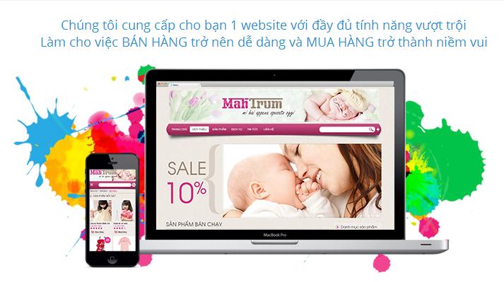 Thiết kế website tại Hà Tĩnh nỗ lực phát triển bền vững