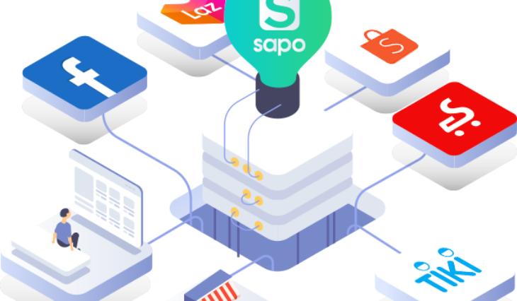 Sapo X giúp quản lý đa kênh tập trung như thế nào?