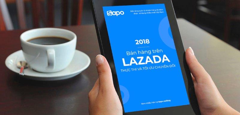 Chuyện bán hàng trên Lazada và tặng Ebook bứt phá doanh thu Lazada