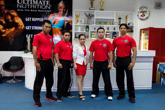 Bí quyết kinh doanh phòng Gym của Phạm Văn Mách