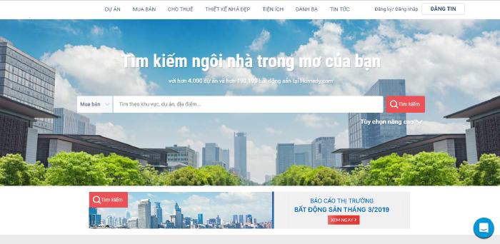 Top 10 các trang web đăng tin mua bán nhà đất uy tín [update 2021]