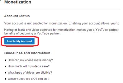 Chi tiết cách kiếm tiền từ Youtube cho người mới bắt đầu