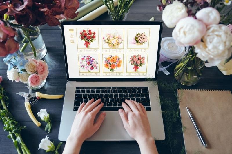 Bí kíp để thiết kế website bán hoa thân thiện và chuyên nghiệp