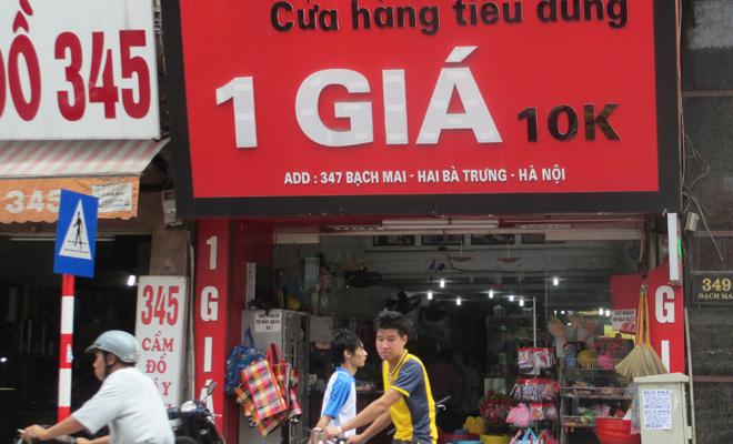 Bí kíp mở cửa hàng đồng giá 10k online