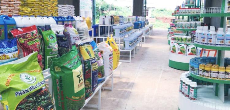 Điều kiện và quy trình mở cửa hàng thuốc bảo vệ thực vật