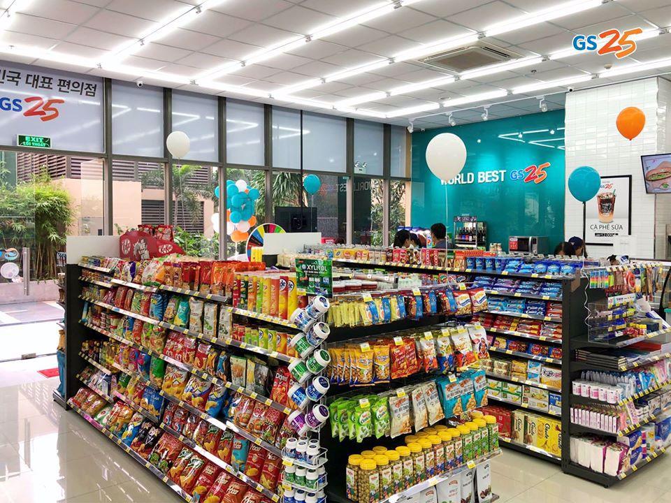 Cửa hàng tiện lợi GS25 - Ôm trọn Hàn Quốc thu nhỏ giữa lòng Sài Thành