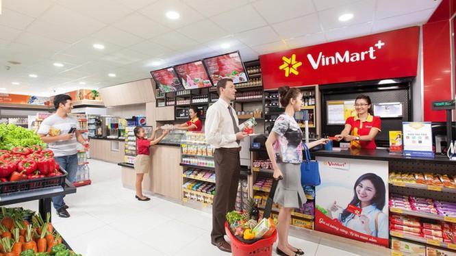 """Cửa hàng VinMart+ - """"Ông lớn"""" thống trị thị trường bán lẻ Việt Nam"""