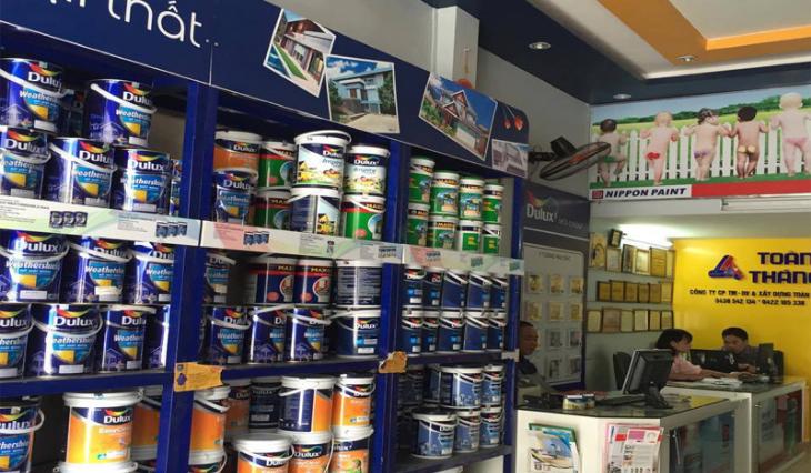 Mở đại lý sơn thì nên chọn nhà cung cấp sơn nào tốt nhất?