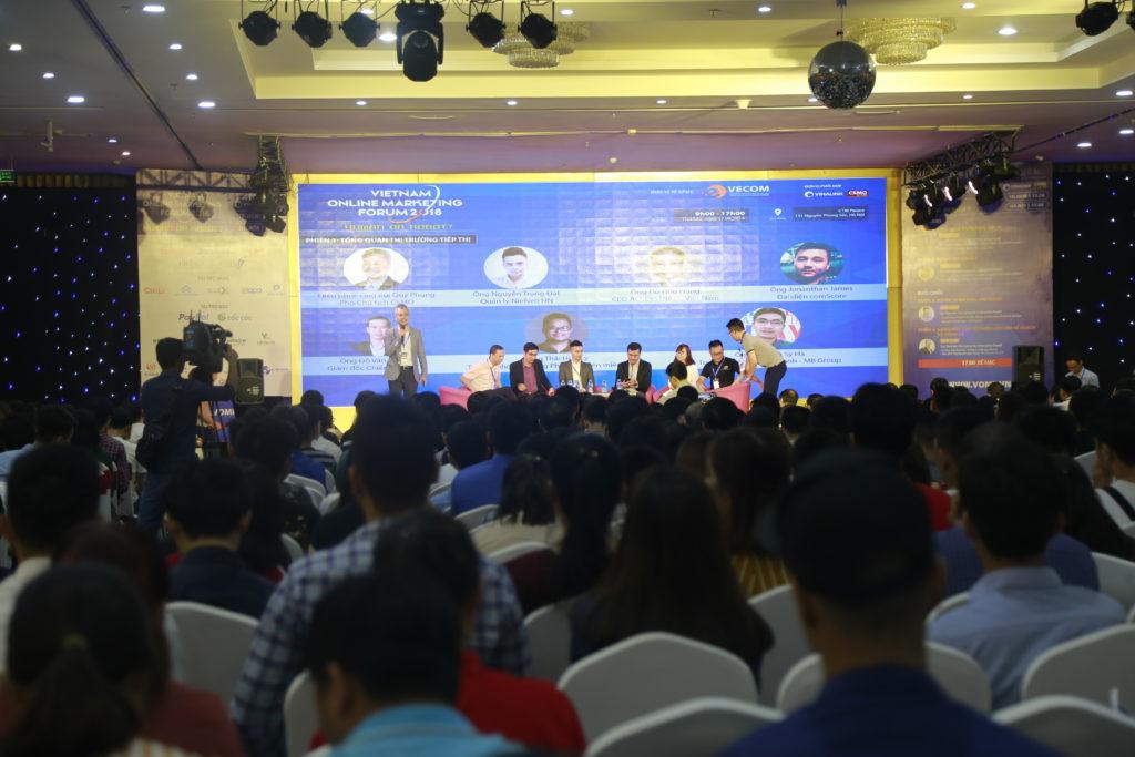 Sapo đồng hành cùng sự kiện về tiếp thị trực tuyến lớn nhất Việt Nam