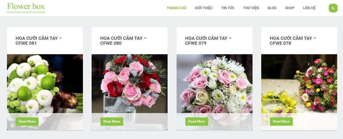 Đóng góp cộng đồng - bí kíp xây dựng thương hiệu hoa tươi của Flower Box