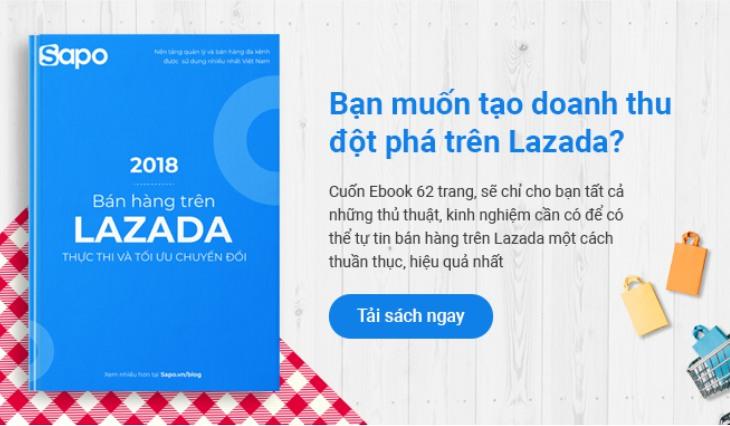 [eBook] Bán hàng trên Lazada, thực thi và tối ưu chuyển đổi trong mùa dịch Covid