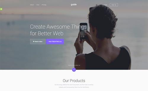 25 font chữ, icon, template miễn phí khi thiết kế website bán hàng (P2)