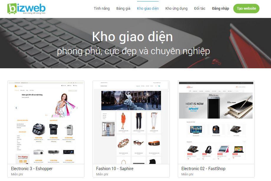 Thiết kế web Bến Tre: Giải pháp kịp thời, hiệu quả đến từ Sapo