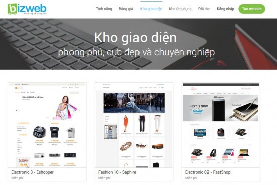 Thiết kế web tại Hưng Yên và phát triển bán hàng trực tuyến