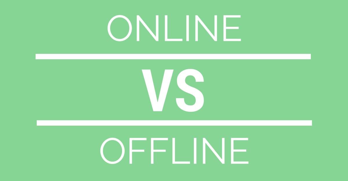 So sánh kinh doanh online và kinh doanh truyền thống