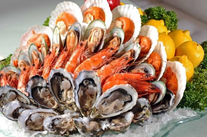 Top 10 nhà hàng Buffet hải sản tươi ngon đa dạng tại Hà Nội