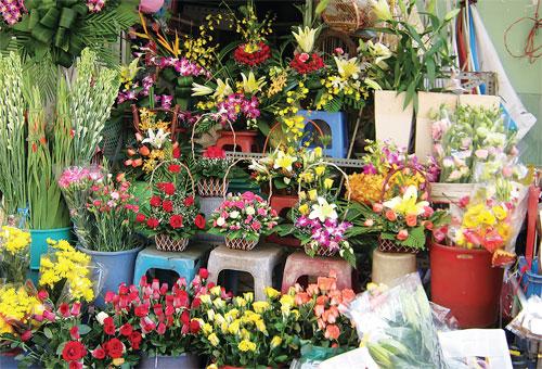 Những câu hỏi bạn cần biết khi khảo sát thị trường hoa tươi