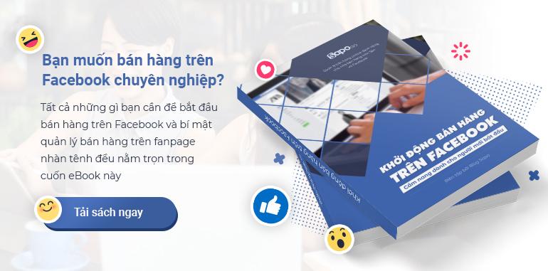 [eBook] Khởi động bán hàng trên Facebook - Cẩm nang dành cho người mới bắt đầu trong mùa dịch Covid