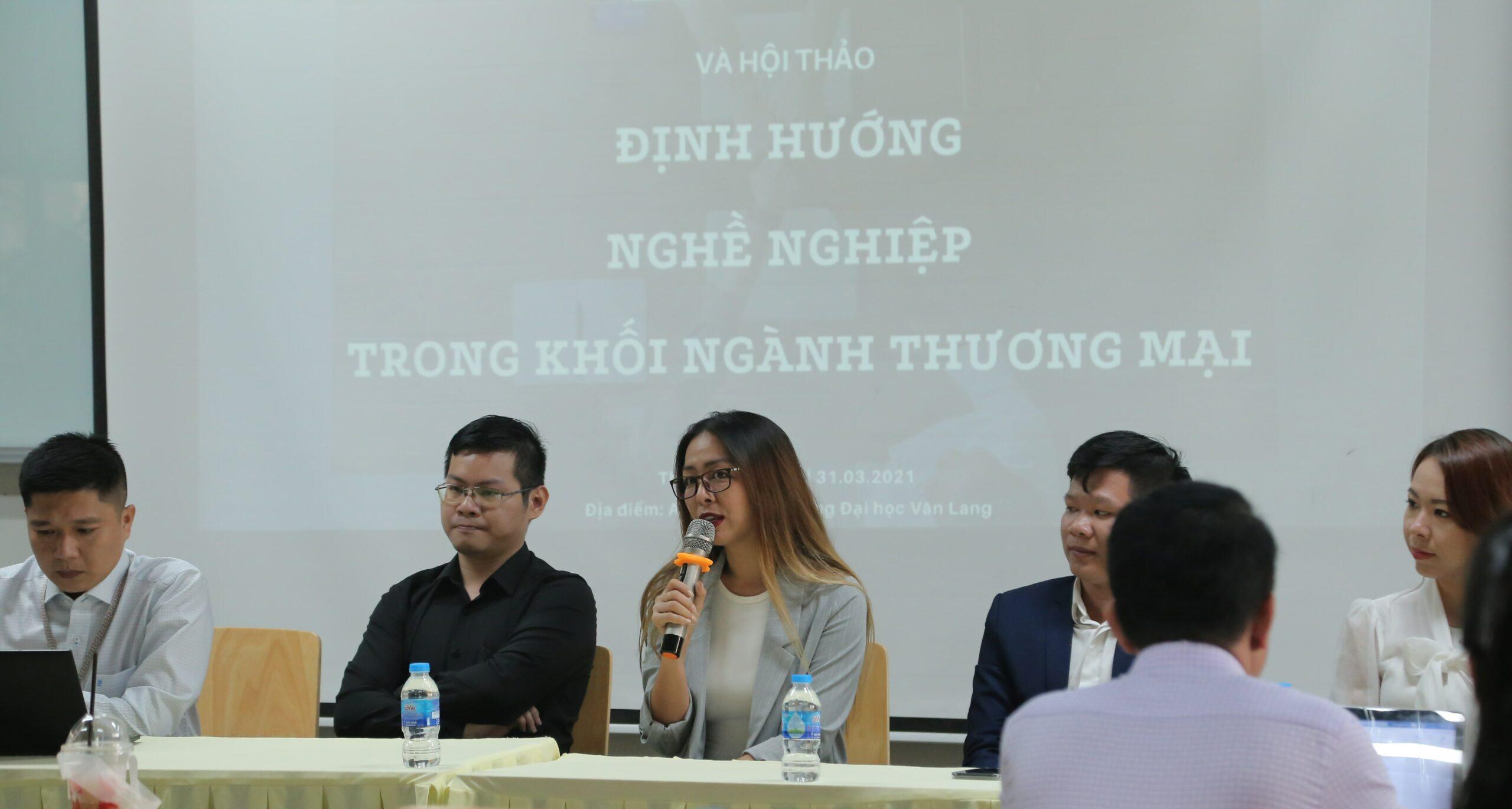 Sapo tham gia Lễ ký MOU và Tọa đàm định hướng tương lai khối ngành Thương mại với trường Đại học Văn Lang