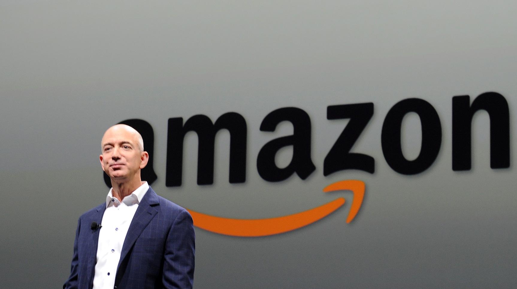 Bí quyết thành công từ CEO Amazon: Jeff Bezos