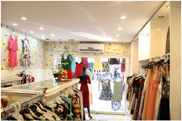 Vốn mở shop quần áo cần bao nhiêu thì đủ?