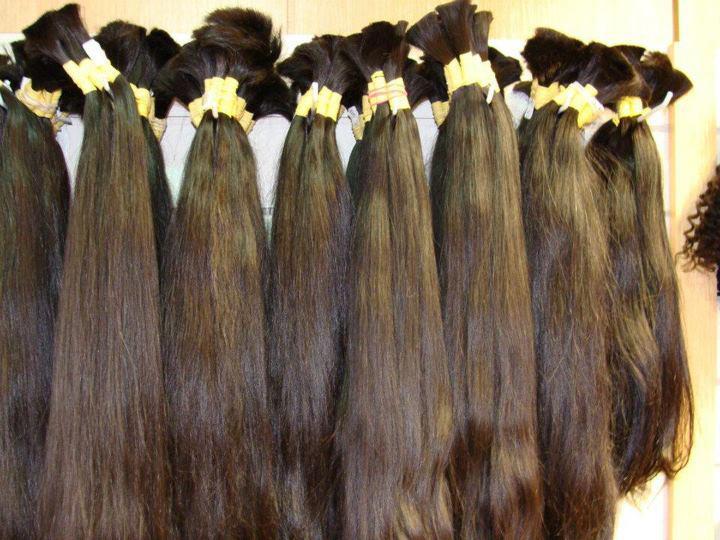 Phát tài bằng kinh doanh tóc nối
