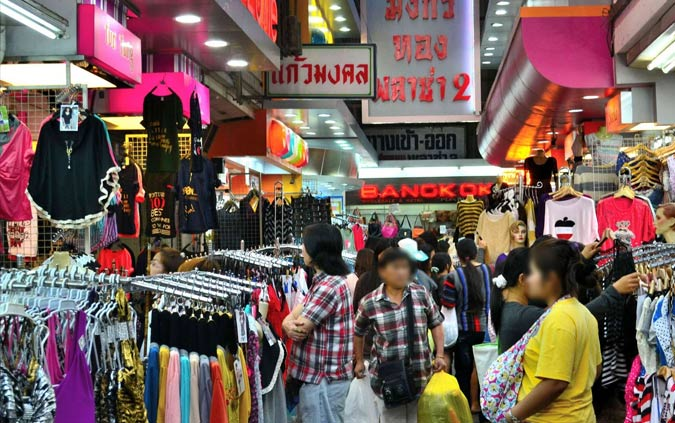 Những kinh nghiệm lấy quần áo Thái Lan giá sỉ bạn cần phải biết