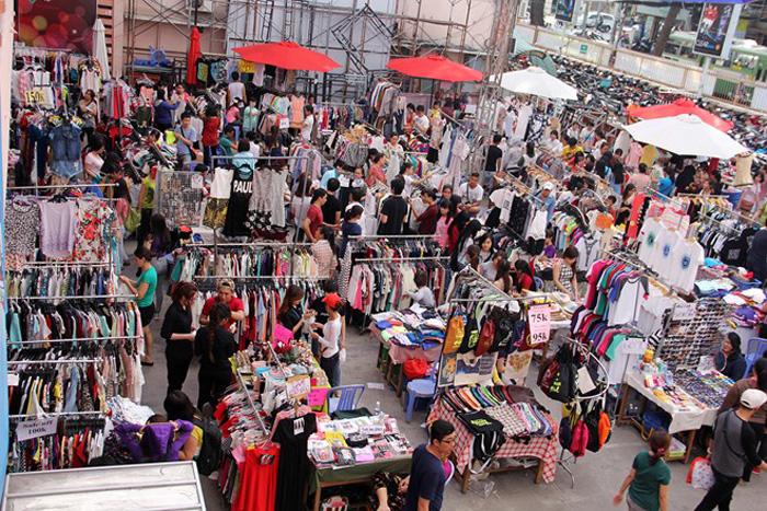 6 Kinh nghiệm lấy sỉ quần áo chợ An Đông hàng chất, giá tốt