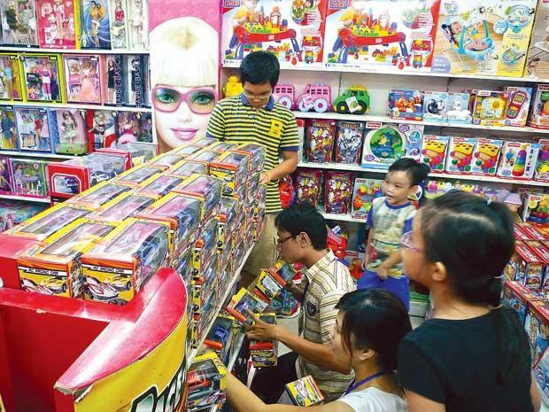 Kinh nghiệm mở cửa hàng đồ chơi