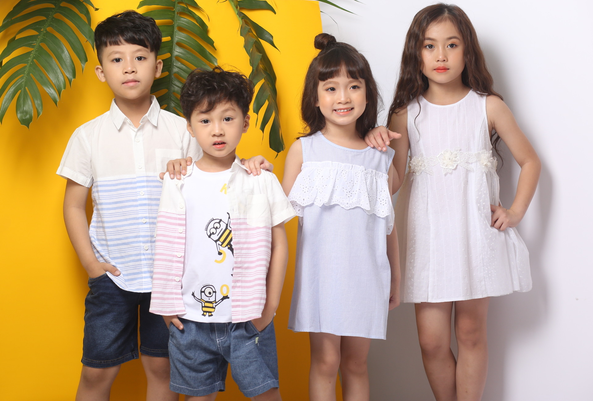 Mở shop quần áo trẻ em cần bao nhiêu vốn? Chi phí 100 triệu liệu có đủ?