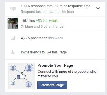Hướng dẫn đo lường hiệu quả Fanpage bán mỹ phẩm online