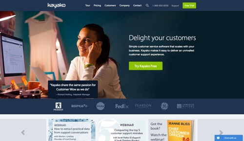 10 ứng dụng Live Chat hữu ích khi thiết kế website bán hàng (P2)