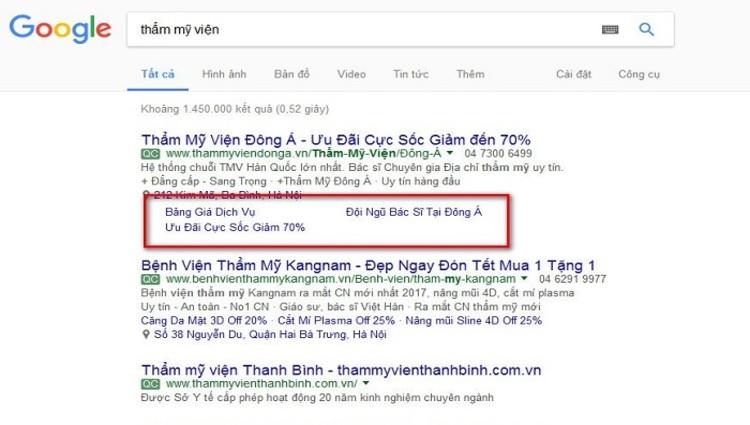 Những mẹo nhỏ giúp mẫu quảng cáo Google Adwords đạt hiệu quả lớn