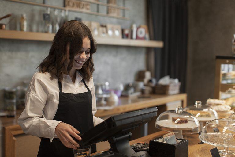 Top 5 máy tính tiền quán cafe, quán ăn tốt nhất hiện nay cho nhà hàng, quán cafe nhỏ