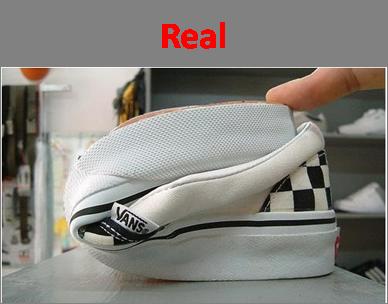Mẹo nhận biết giày Vans thật và fake trong khởi nghiệp kinh doanh