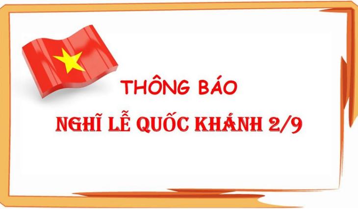 Sapo thông báo lịch trực dịp nghỉ lễ Quốc khánh 2/9