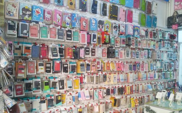 Tìm nguồn hàng phụ kiện điện thoại ở đâu?