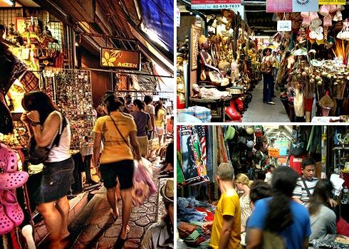 Kinh nghiệm mua hàng ở chợ Chatuchak Thái Lan